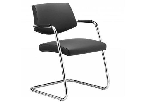 Sitland Paspartu chaise de réunion en cuir ou tissu