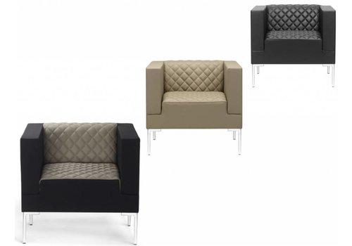 Sitland Matrix Matelassé fauteuil