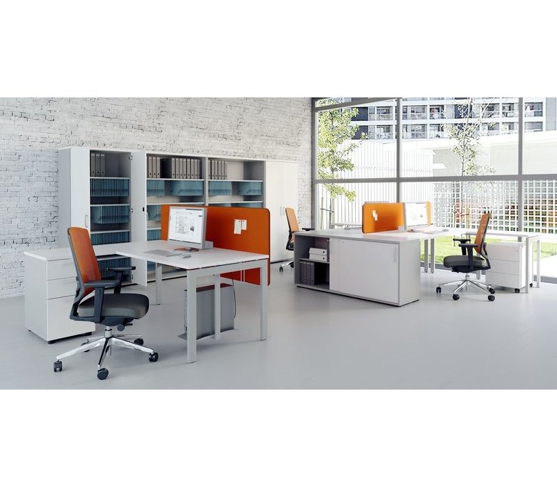sonic panneau de s paration brand new office. Black Bedroom Furniture Sets. Home Design Ideas