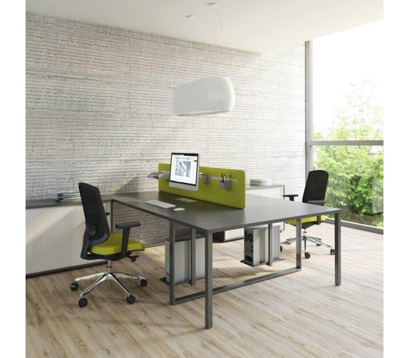 sonic panneau de s paration acoustique brand new office. Black Bedroom Furniture Sets. Home Design Ideas