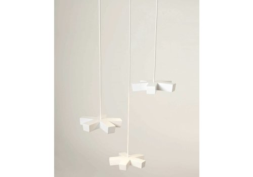 Nemo lighting Silver light system hanglamp