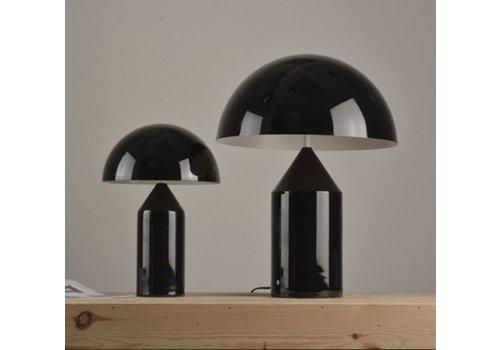 Oluce Atollo lampen black