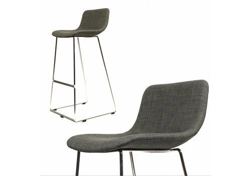 BNO Tabouret Lounge en tissu