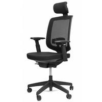 Chaise de bureau Ergo 05 avec appuie-tête