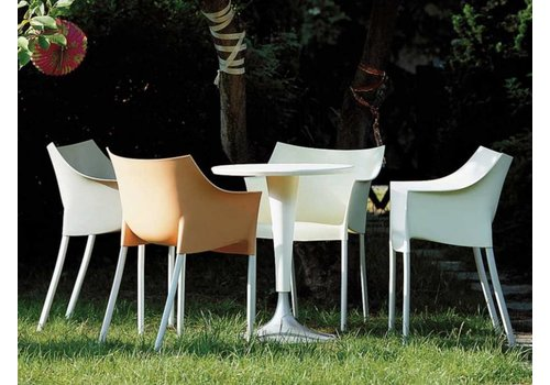 Kartell Dr. No chaise avec accoudoirs