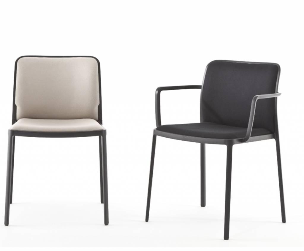 Audrey soft stoel met en zonder armleuning brand new office for Stoel met armleuning