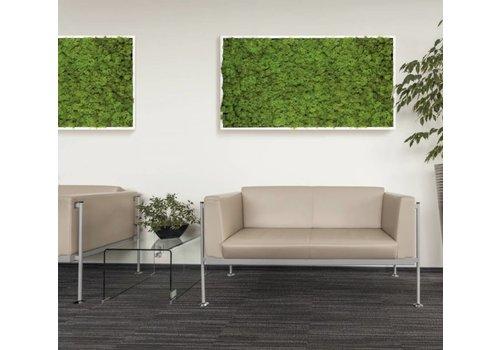 Green Mood Khloé Mos-schilderijen akoestisch