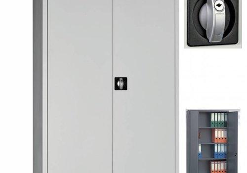 BNO Armoire portes battantes métallique