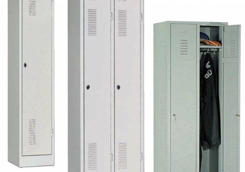 BNO Armoire vestiaires métallique 1-2-3 portes