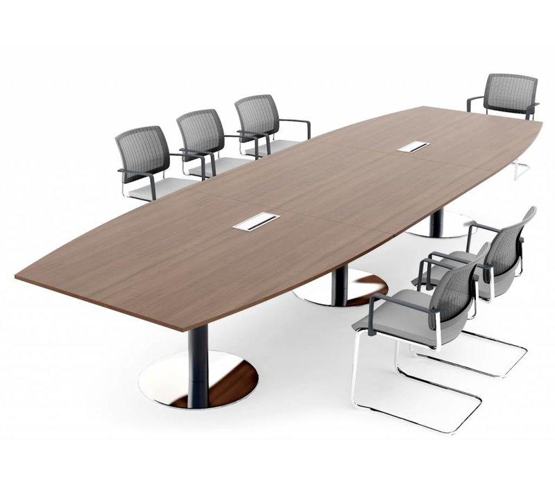 mdd st meeting table de conf rence 280 700cm brand new office. Black Bedroom Furniture Sets. Home Design Ideas