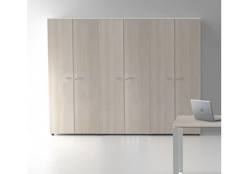 Office & Co Armoires hautes avec porte - 195H cm