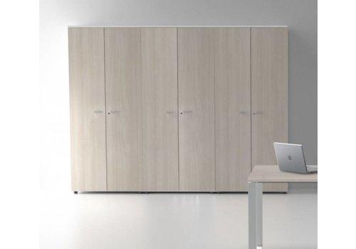 Office & Co Hoge kasten met deur - 195H cm