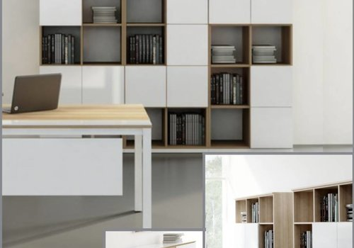 Polmarco Spathio armoires modulaires
