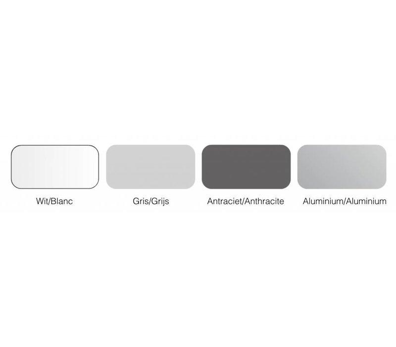 Vestiaire métallique 4 compartiments
