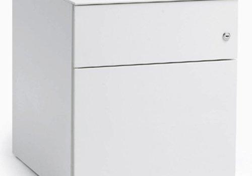 Bisley Caisson à roulettes avec dossiers suspendus