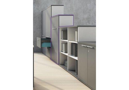 Mdd PRO armoire 148H cm
