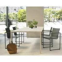 Slim+ table en chêne