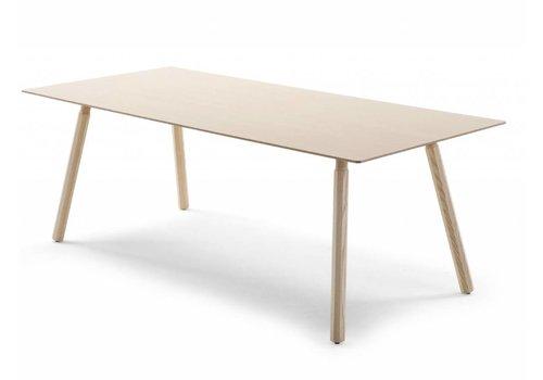 Slim tafel fineer brand new office