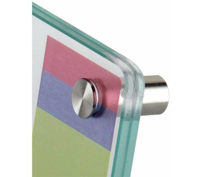 Cristallo Safe deurbord - 15b x 15h