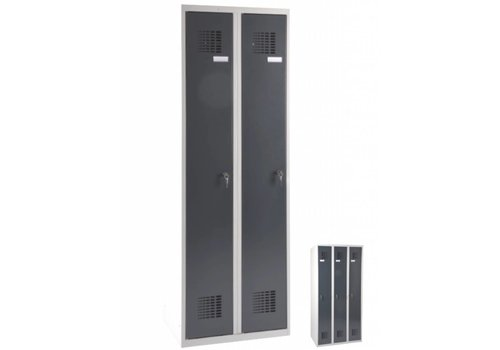 BNO Scoop garderobekasten met 2 of 3 deuren