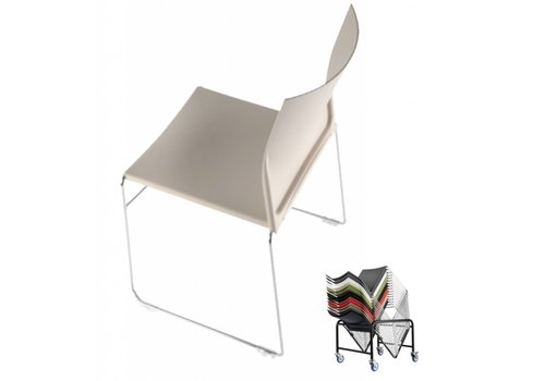 BNO Scoop stapelbare stoel