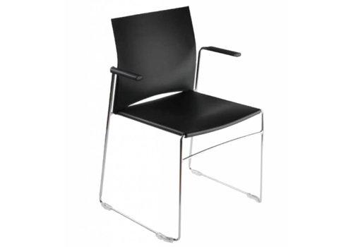 BNO Scoop stoel met armleuning