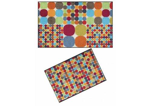 Kleen-Tex Mikado Dots tapis anti-salisures