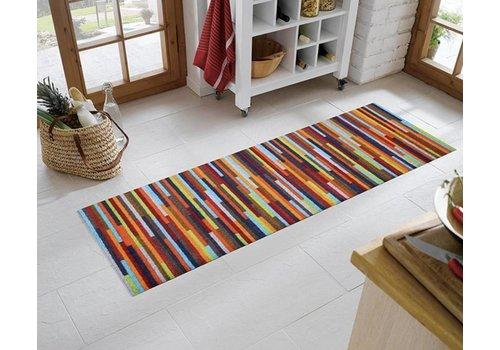 Kleen-Tex Mikado Stripes deurmat