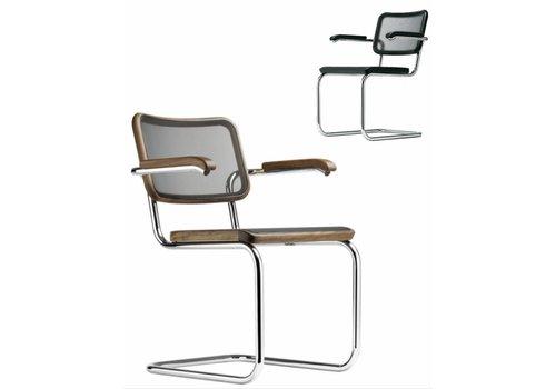 Thonet S64N chaise avec accoudoirs