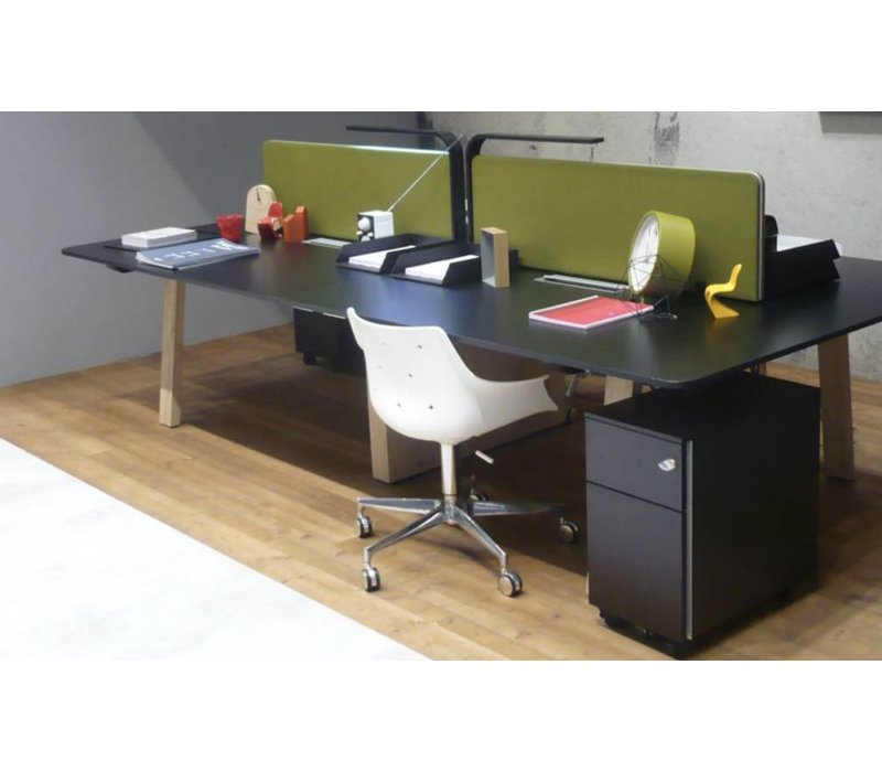 take off country bureau bench brand new office. Black Bedroom Furniture Sets. Home Design Ideas