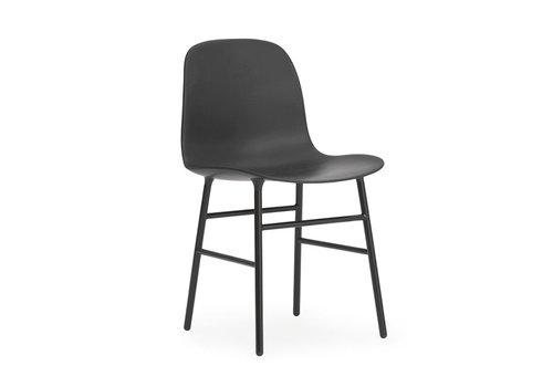 Normann Copenhagen Form stoel staal