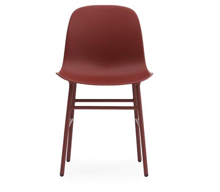 form chaise acier - Chaise Acier