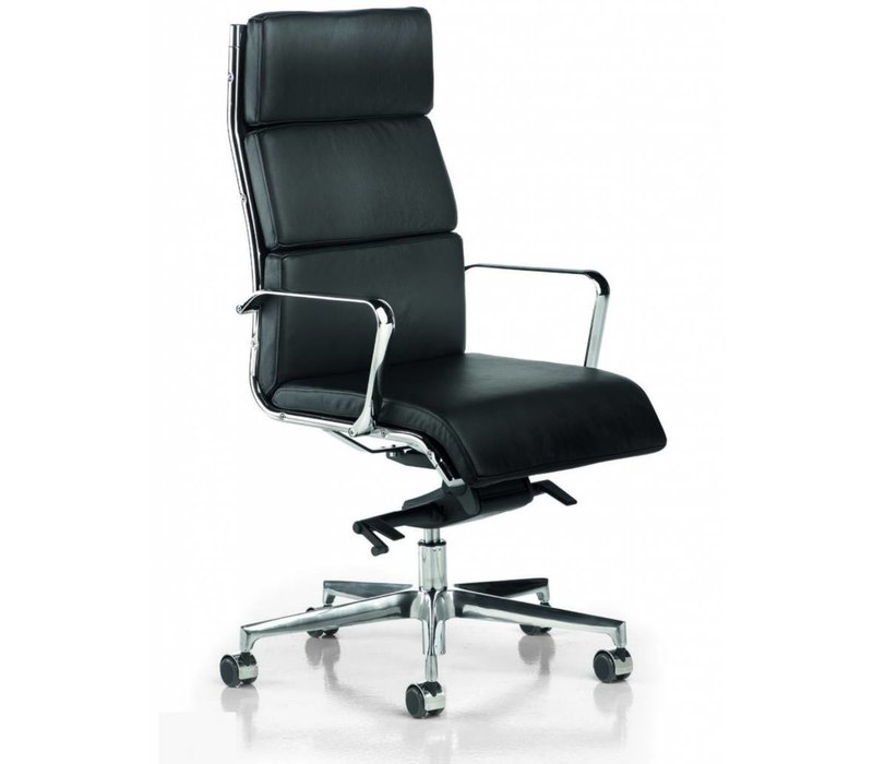 Isis fauteuil de direction en cuir