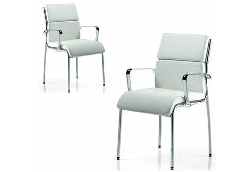 BNO Isis fauteuil de réunion en cuir