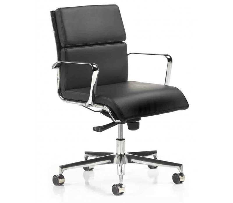 Isis fauteuil de bureau en cuir