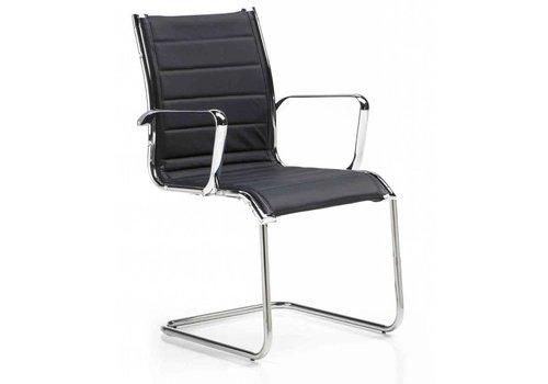 BNO Elliot chaise visiteur cuir