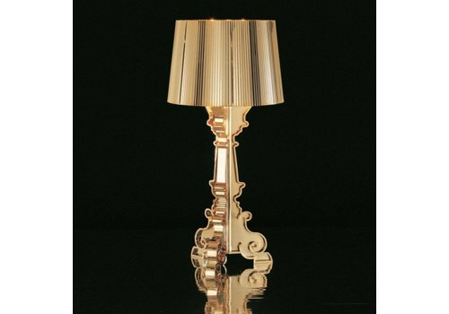 Kartell Bourgie lampe Or