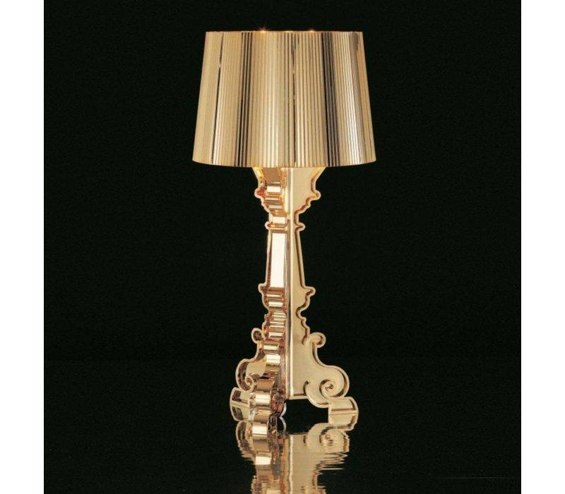 kartell bourgie lampe or 5 Superbe Lampe or Kdj5