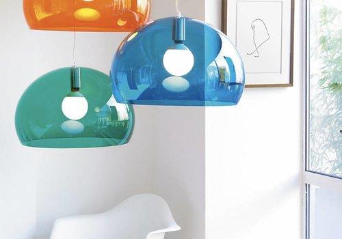 Kartell FL/Y lampe suspension