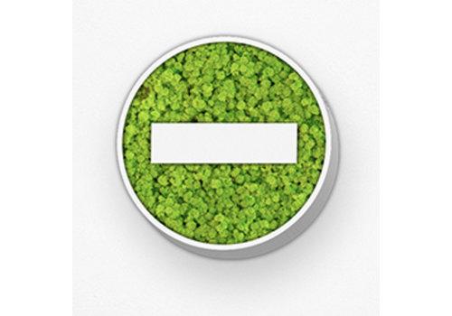 Green Mood Pictogramme en mousse - Stop