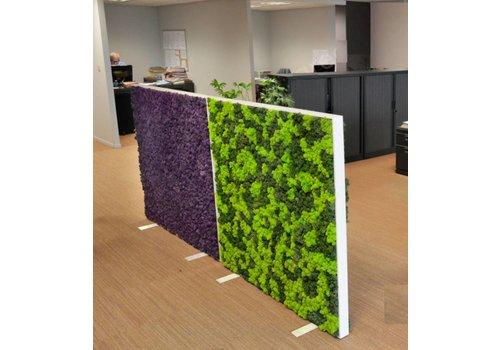 Green Mood Akoestische panelen uit mos