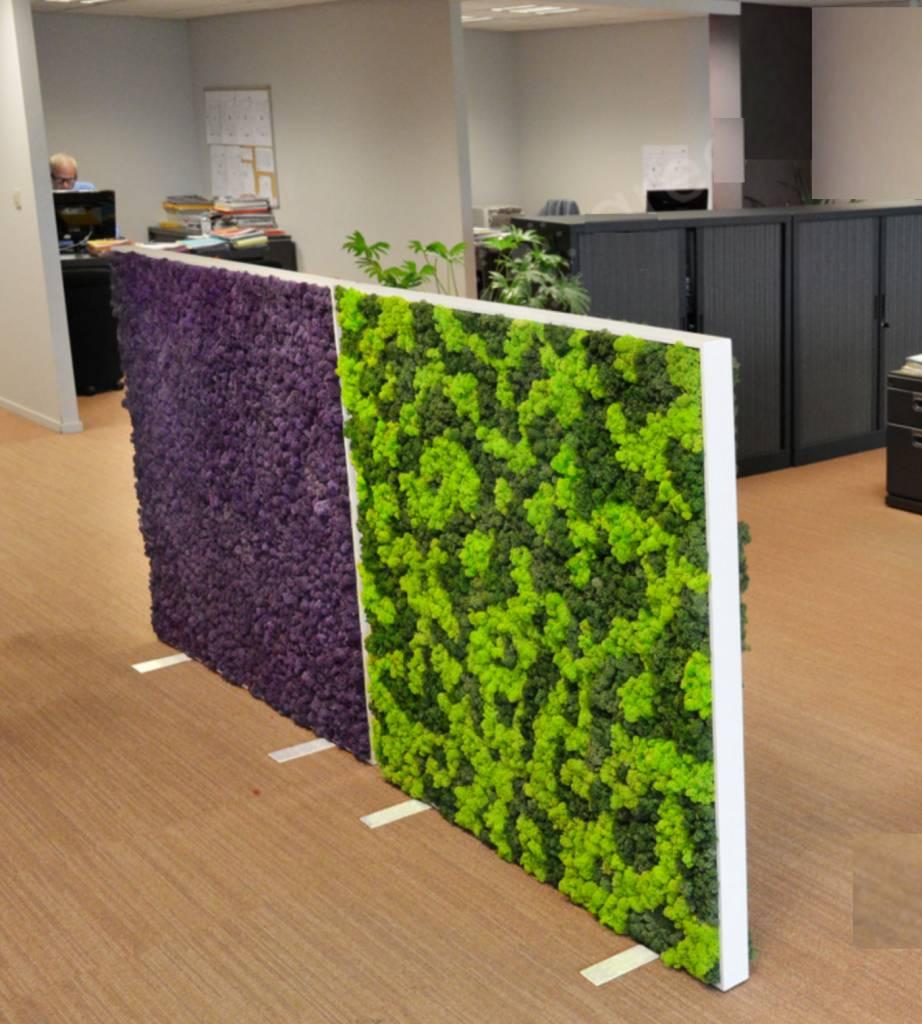 Scheidingswanden al dan niet geluiddempend brand new office - Decoreer zijn professionele kantoor ...