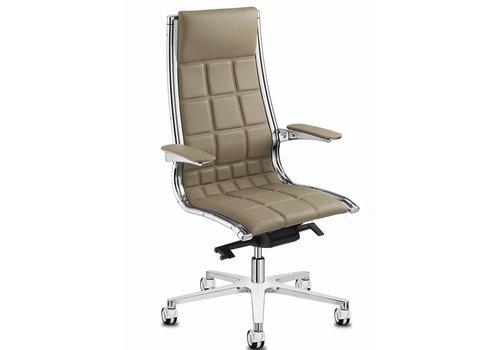 Sitland Sit On It directie bureaustoel - leder