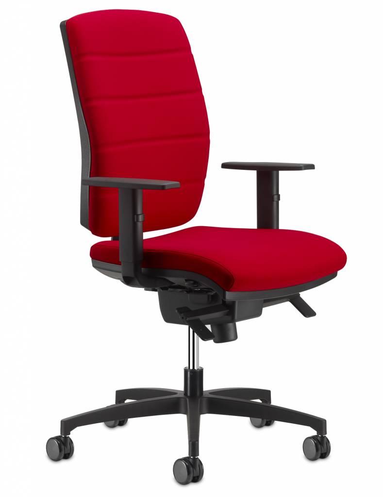 be quadra fauteuil bureau ergonomique brand new office. Black Bedroom Furniture Sets. Home Design Ideas