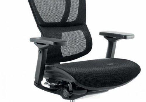 BNO Chaise de bureau Monaco avec appuie-tête