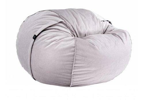 Vetsak Velvet coussin - pouf Large