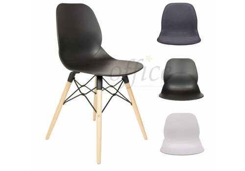 BNO Woody stoel