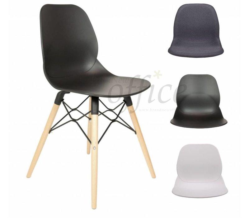 Woody stoel