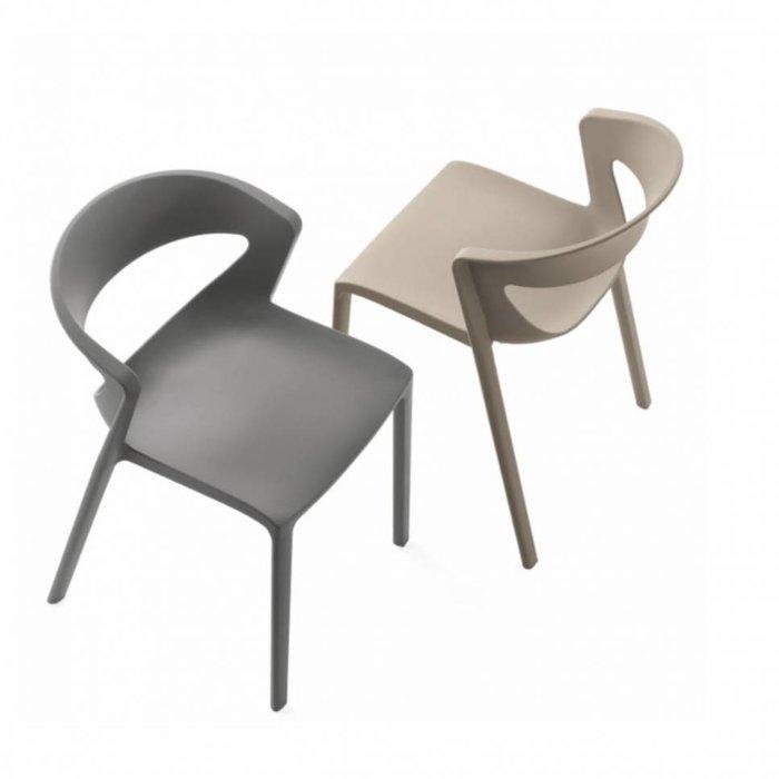 Design kunststof stoelen
