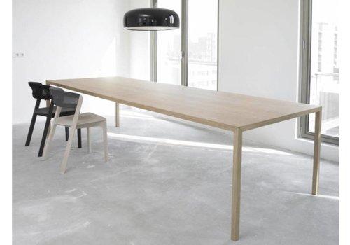 Arco Slim tafel fineer